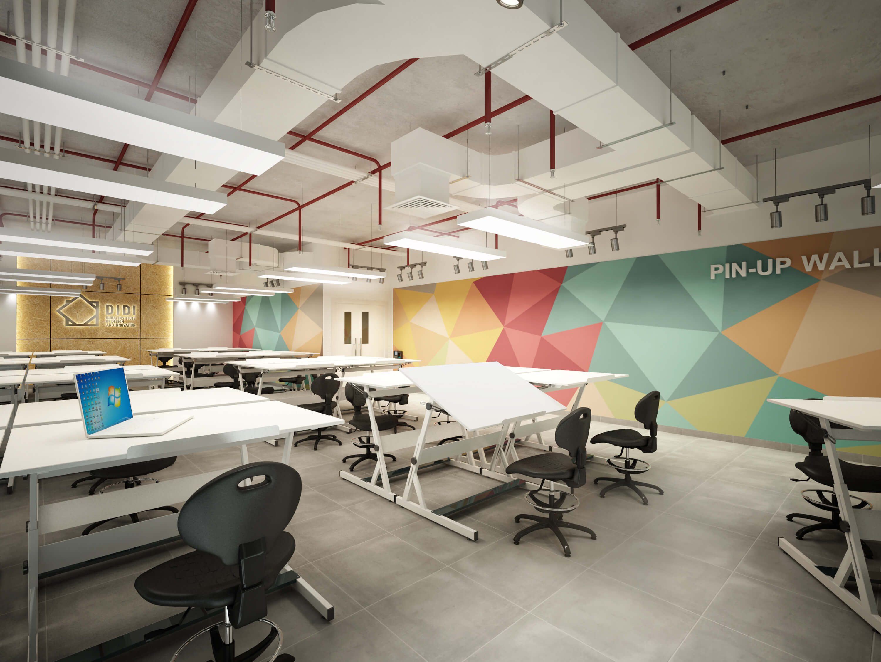 interior design institute in dubai